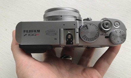 Fuji X100F receiving 'unprecedented interest'