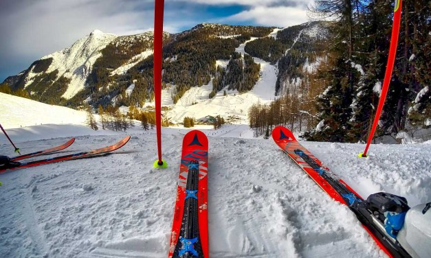 How to GoPro skiing: tips for mounts and camera positions