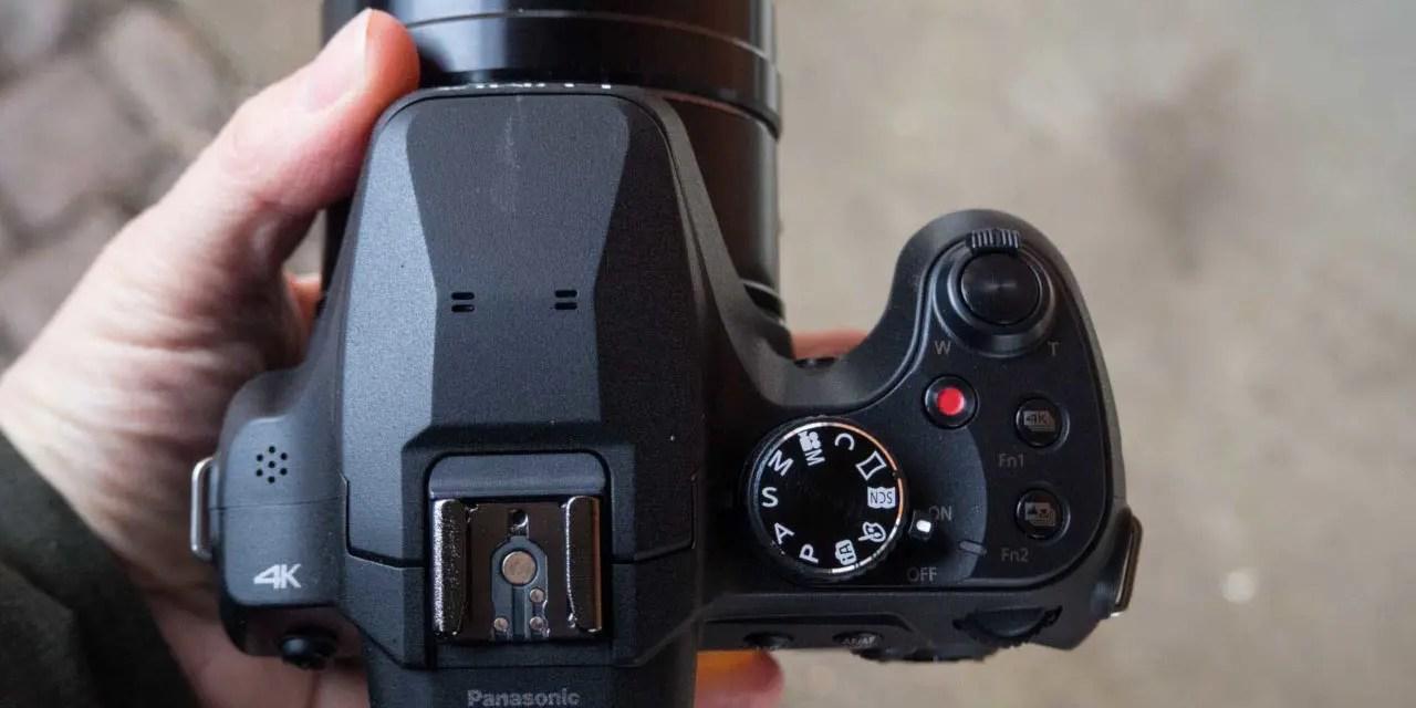 Panasonic FZ82/FZ80 review