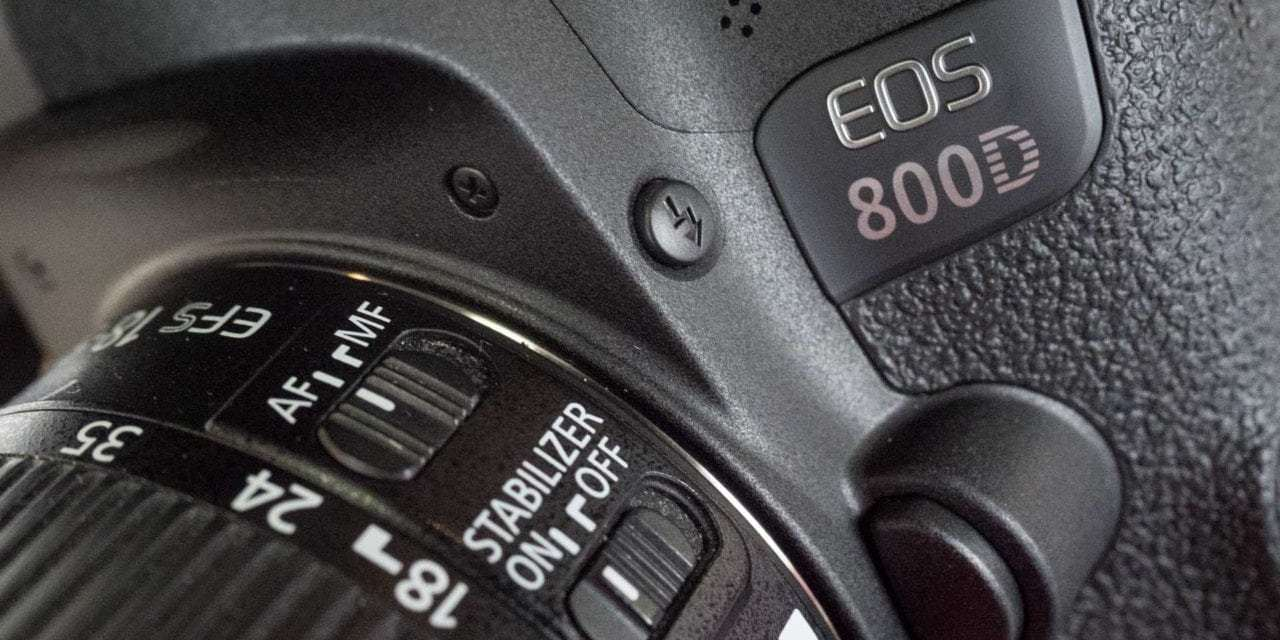 Canon 800D / Rebel T7i review