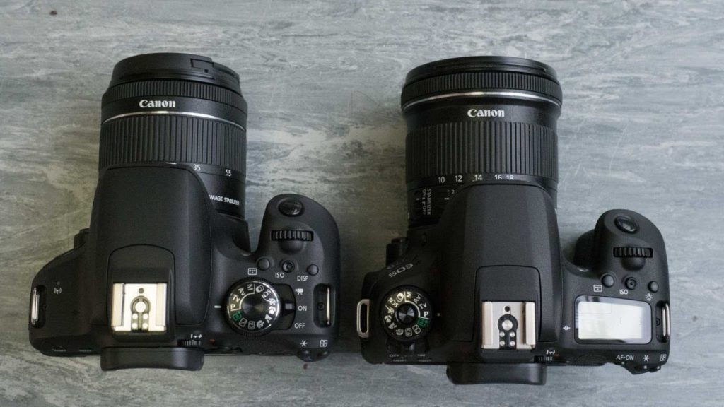 Canon 800D / Rebel T7i review: Canon EOS 800D and 77D