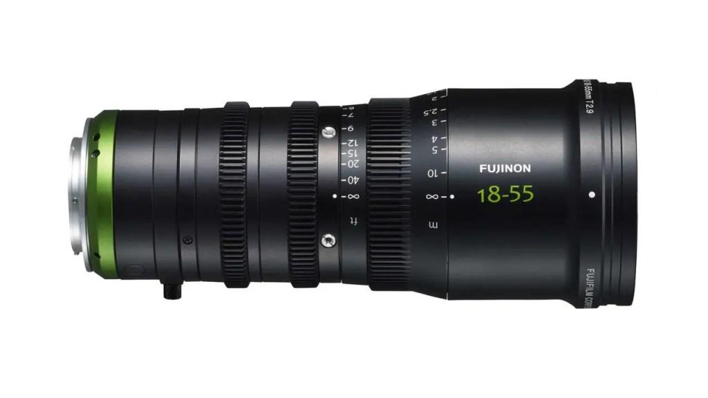 Fuji MK 18-55mm lens