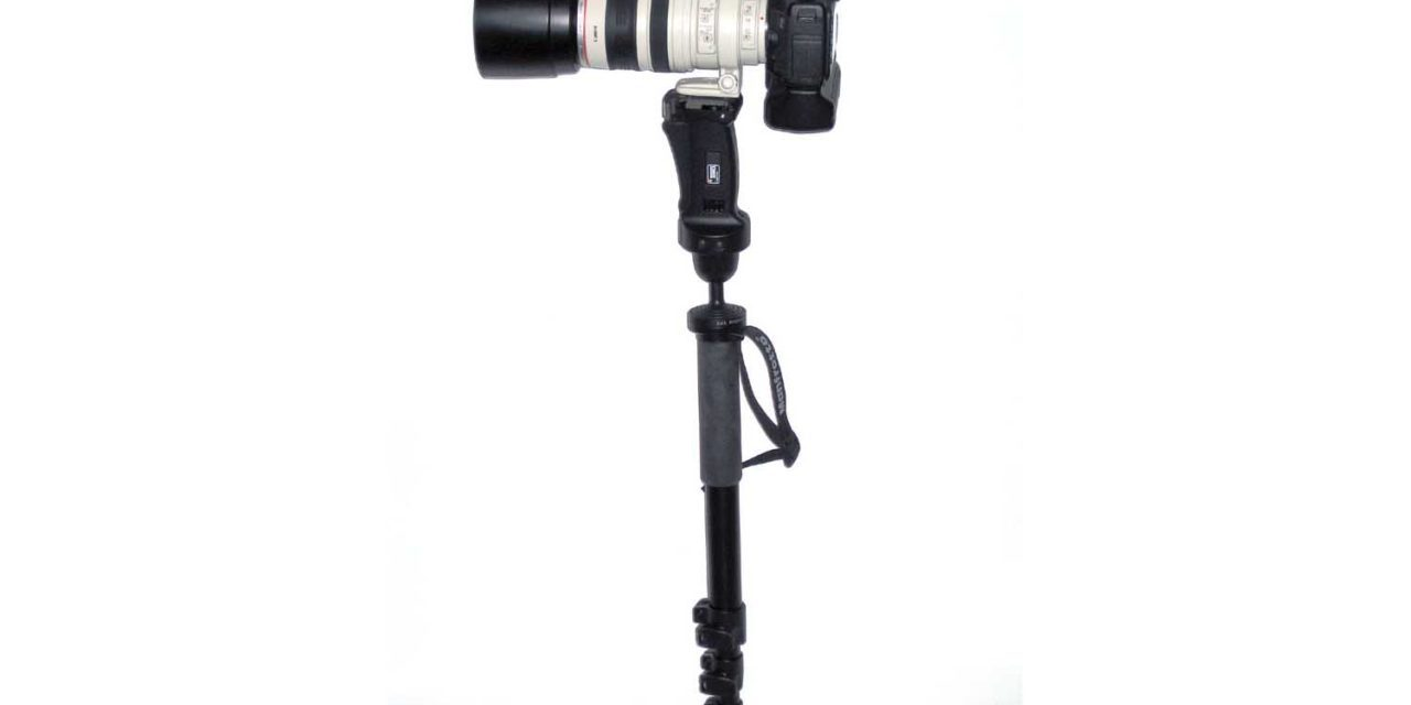 Why use a monopod instead of a tripod