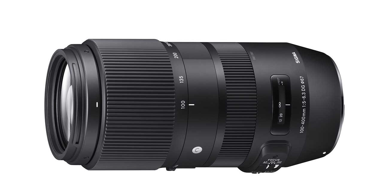 Sigma unveils 100-400mm f/5-6.3 DG OS HSM telephoto zoom