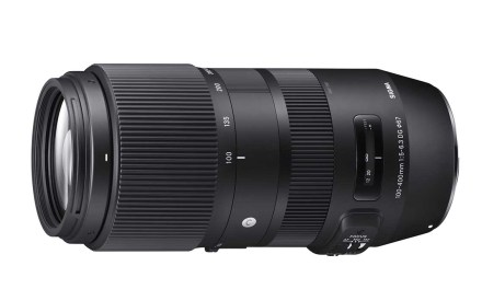 Sigma 100-400mm F5-6.3 DG OS HSM now available for pre-order