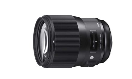 Sigma launches ultra-bright 135mm f/1.8 DG HSM Art lens