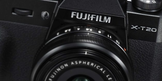 Fuji X-T20 firmware update to add faster AF tracking, touchscreen enhancements