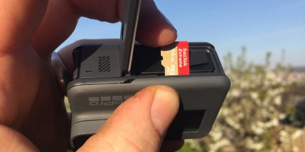 Selecting the right memory card for your GoPro