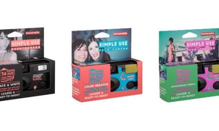 Lomography launches Simple Use Film Camera