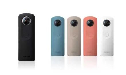 Ricoh to debut Theta 360-degree camera at NAB Show