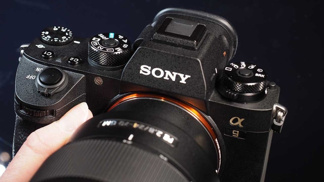 Sony Alpha A9 Review