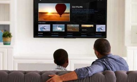 DJI Smart TV app lets you stream videos from around the world