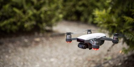 DJI Spark firmware update adds new video, photo features