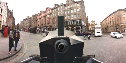 NCTech announces new 360-degree Street View camera with Google