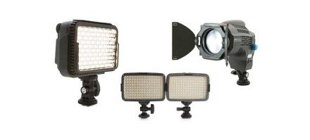 NanGuang debuts three new on-camera LED lights