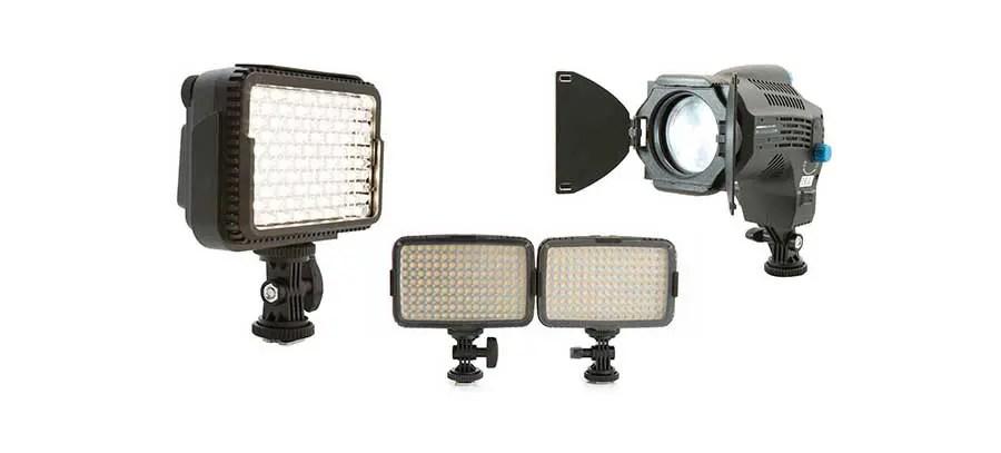 NanGuang debuts three new on-camera LED lights