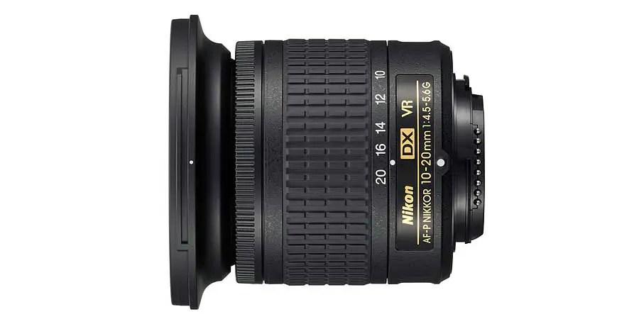 AF-P DX 10-20mm f/3.5-5.6G VR