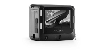 Phase One launches first 100MP black and white digital back, priced $50k