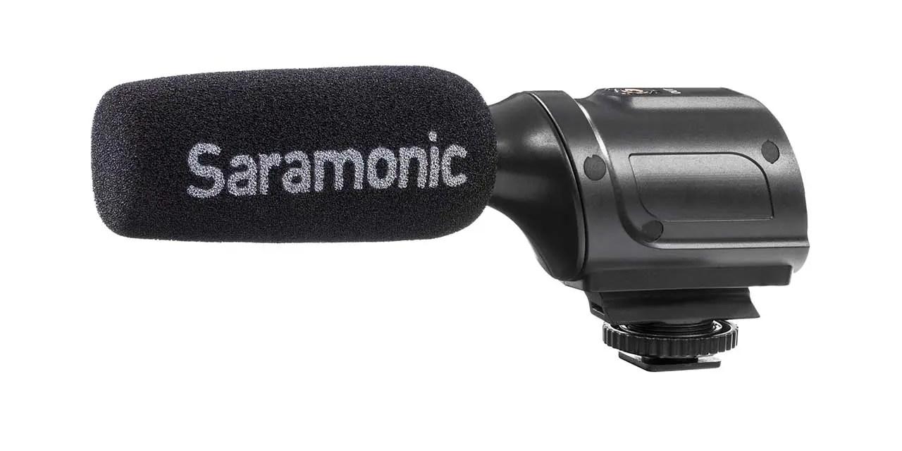 Kenro releases affordable Saramonic mic range