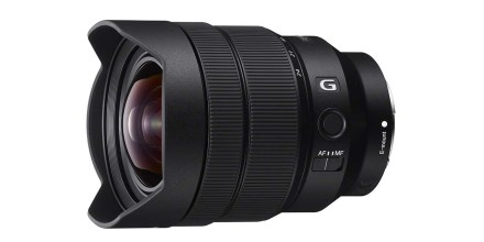 Sony debuts FE 12-24mm f/4 G ultra-wide-angle zoom lens