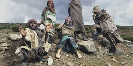 Gallery: Hasselblad supports Tom Oldham 'Herder Boys of Lesotho' exhibition