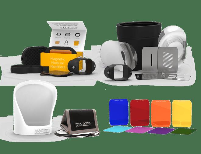 MagMod kits look set to revolutionise speedlight modifiers
