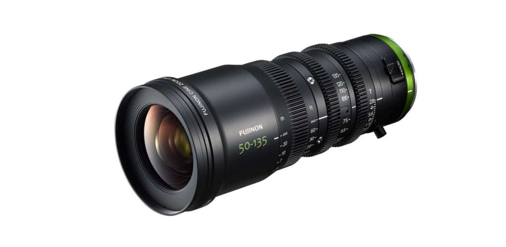 Fuji launches MK50-135mm T2.9 telephoto zoom cine lens
