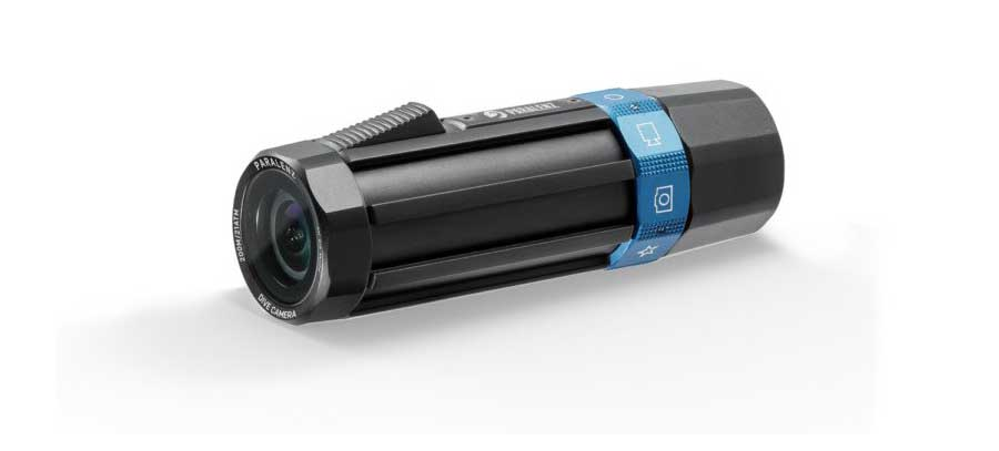 Paralenz action camera for divers can reach 200 metres