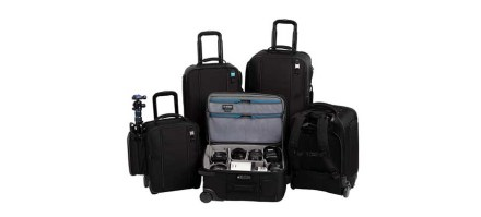 Tenba reveals Roadie Collection of high-end rolling camera cases