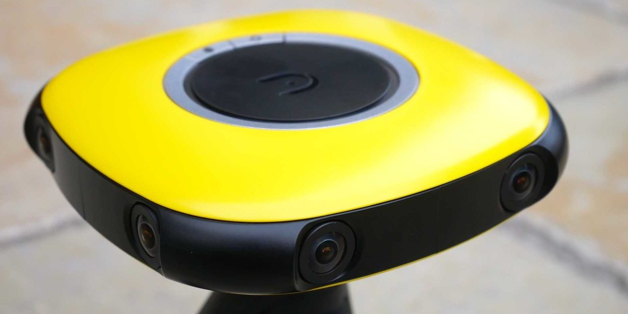 Vuze VR camera to get revamped app, extend editing software to Mac
