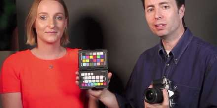 How to get colour right in camera with Ashley Karyl