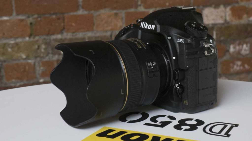 Nikon D850 Review Product Shot