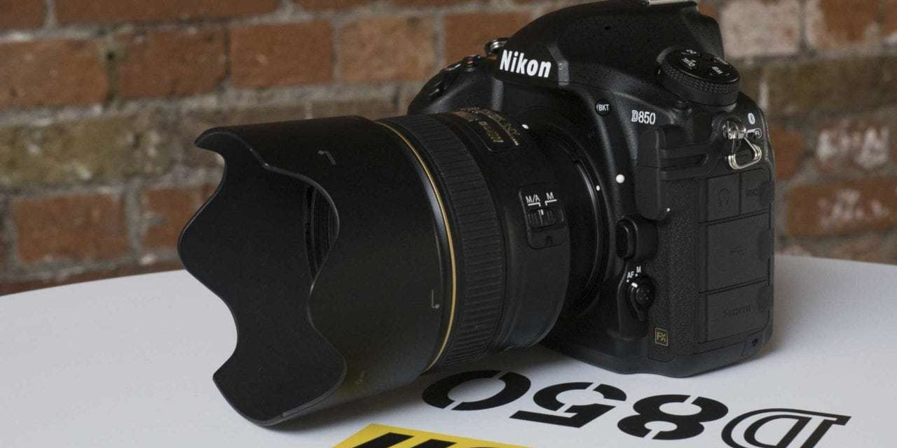 Nikon D850 review