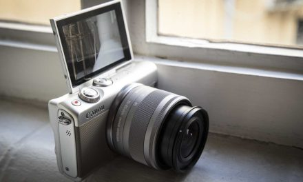 Hands-on Canon EOS M100 review