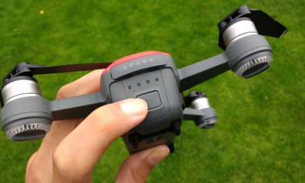 How to set up the DJI Spark Hand Gesture mode