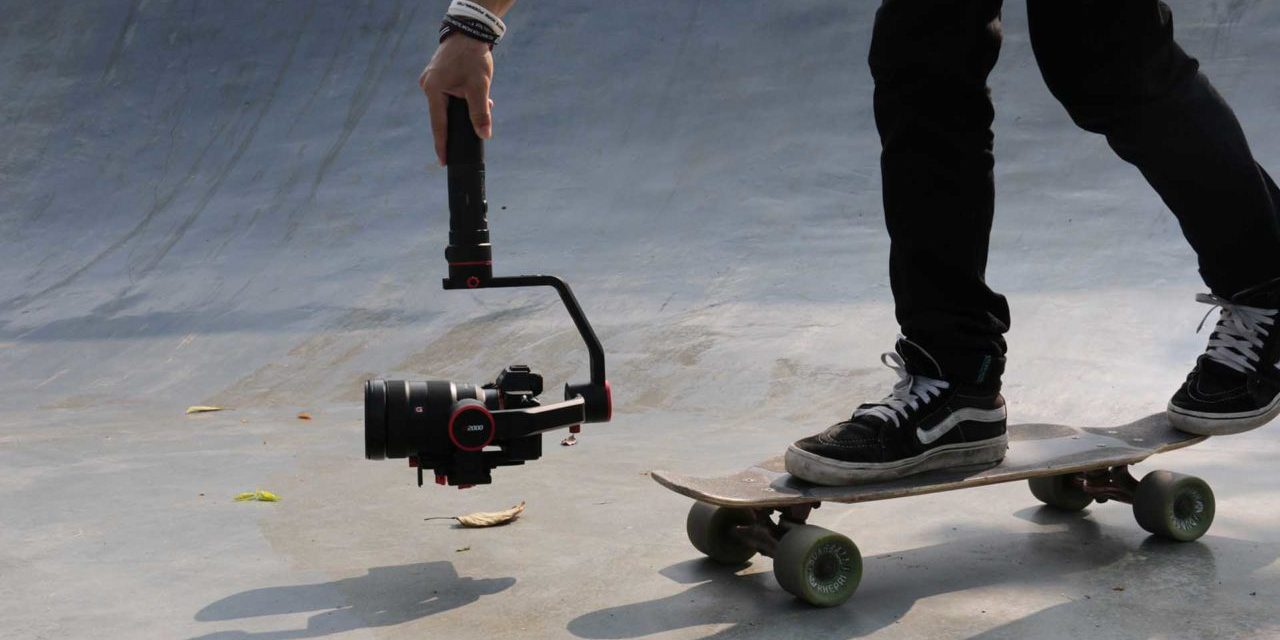 FeiyuTech launches Alpha Series gimbals for videography