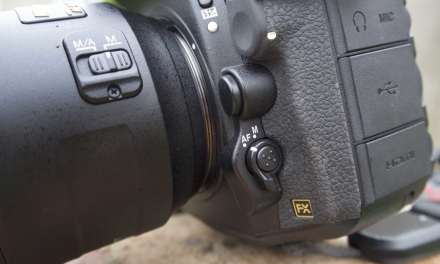How to switch your camera to manual focus