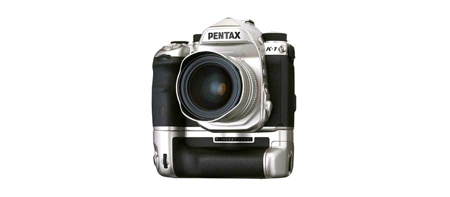 Ricoh announces Pentax K-1 Limited Silver edition | Camera Jabber