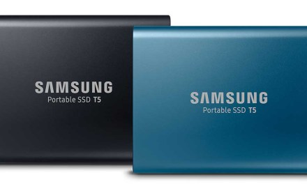 Samsung debuts SSD T5 with 540MB/s transfer speeds