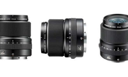 Fuji adds GF45mm f/2.8 R WR to GFX lens range
