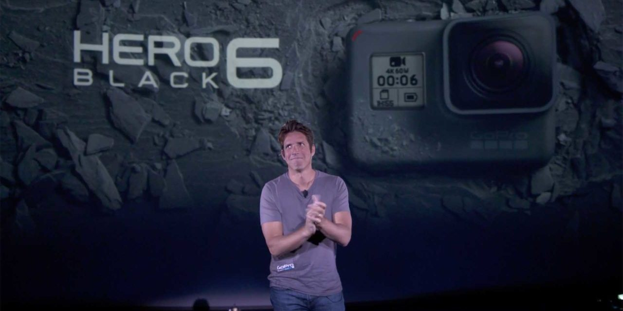GoPro launch event