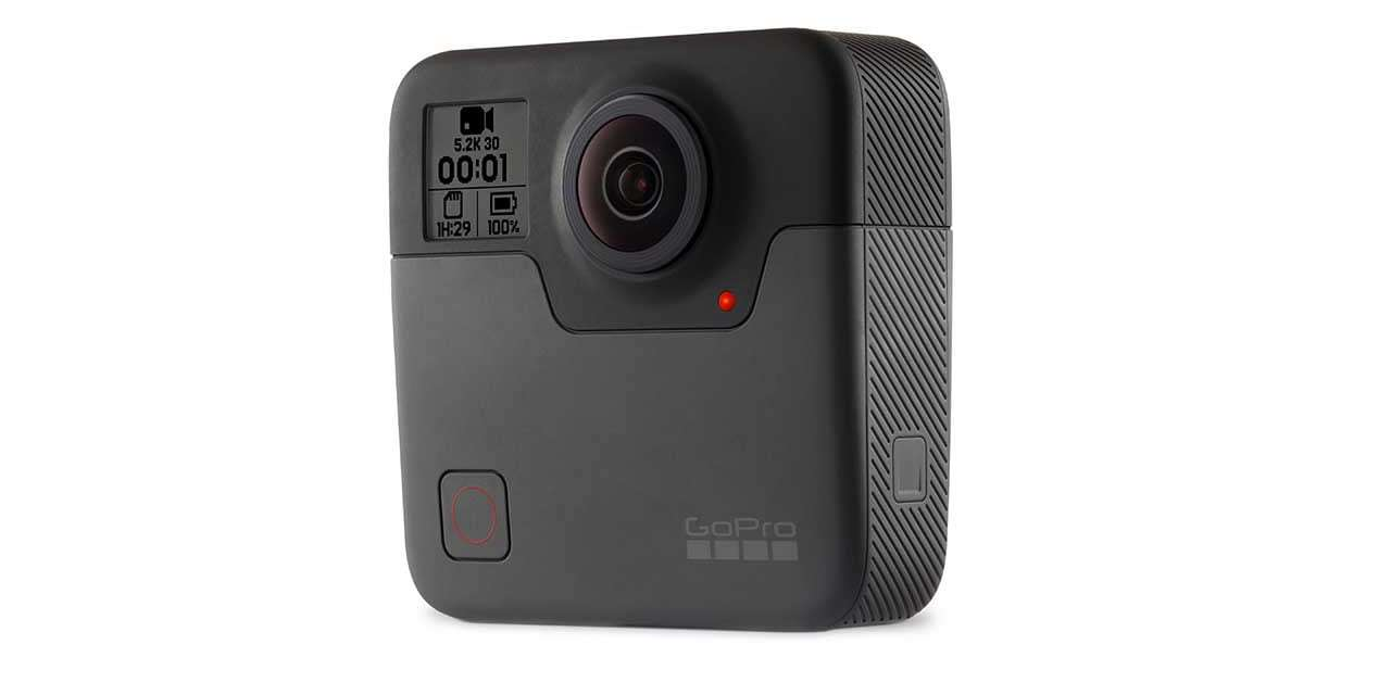 GoPro Fusion firmware update fixes timelapse, ISO, file management issues