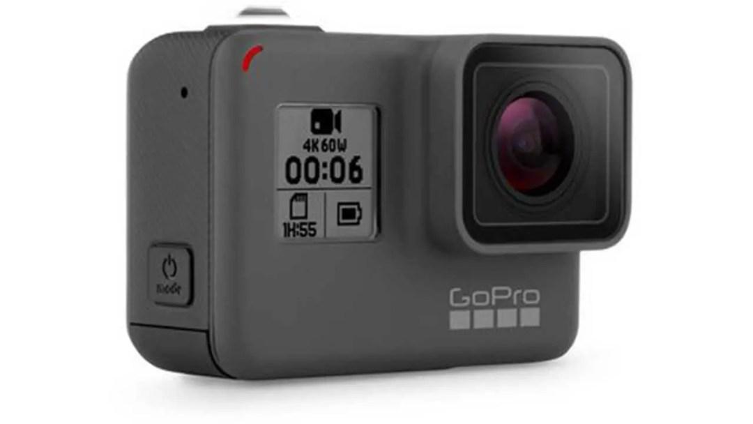 GoPro Hero6 Black vs GoPro Hero5 Black