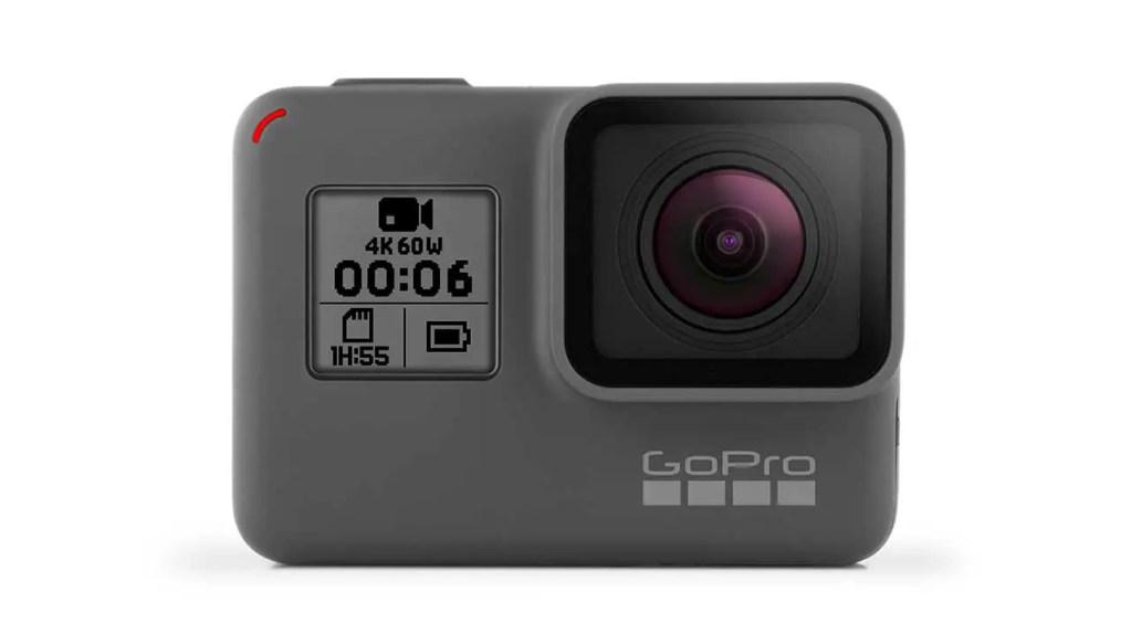 GoPro Hero 6 Black Front