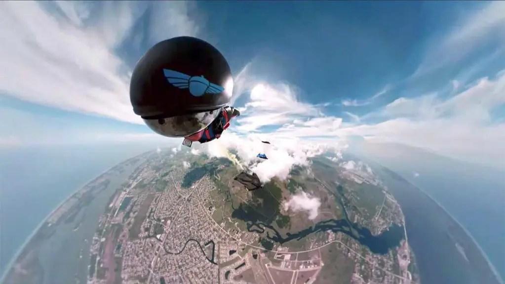 GoPro Hero 6 Black Angel View