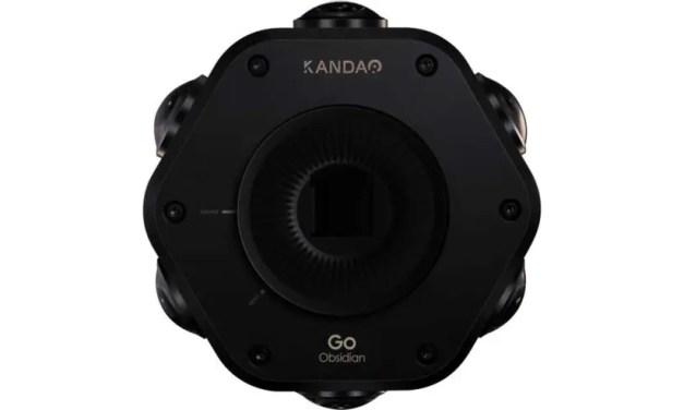 Kandao 360 cameras can now export depth map
