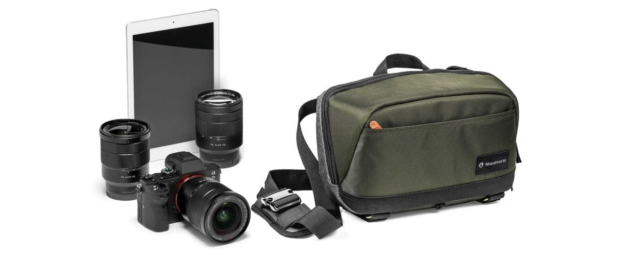Manfrotto updates NX, Street Bag collections