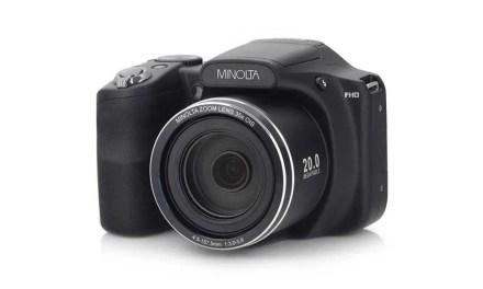 Minolta launches new digital cameras
