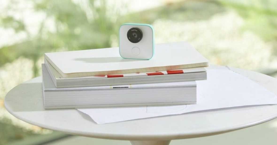Google Clips smart camera uses machine learning to know when to take photos
