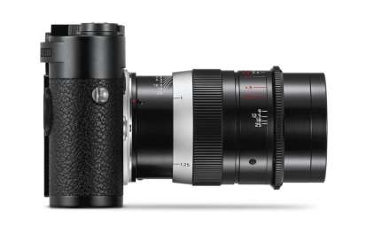 Leica revives Thambar-M 90mm f/2.2 lens